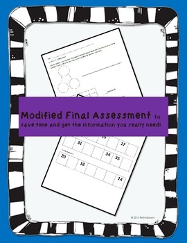 Engage NY Kindergarten Math Module 5 Pacing, application, and assessment
