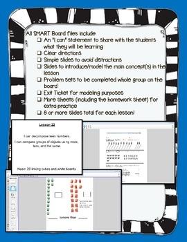 Engage NY Kindergarten Math Module 5- Smart Board Lessons