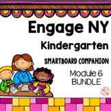 Engage NY Kindergarten Math Module 6 BUNDLE SmartBoard