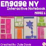 Engage NY Kindergarten Math Module 6 Interactive Notebook