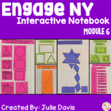 Engage NY Kindergarten Math Module 6 Interactive Notebook