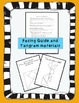 Engage NY Kindergarten Math Module 6 Pacing, application p