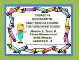 Engage NY Kindergarten Module 2, Topic B (Lessons 6 - 8) f