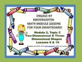 Engage NY Kindergarten Module 2, Topic C (Lessons 9 & 10)