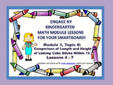 Engage NY Kindergarten Module 3, Topic B ( Lessons 4-7) fo