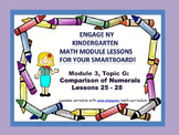 Engage NY Kindergarten Module 3, Topic G (Lessons 25-28) f