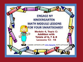 Engage NY Kindergarten Module 4, Topic C (Lessons 13 - 18) for your SmartBoard!