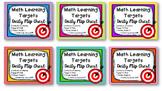 Engage NY Learning Targets Flip Chart BUNDLE