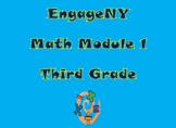 engageny Third Grade MATH - Module 1 - SmartBoard Lessons