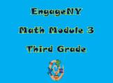 engageny Third Grade MATH - Module 3 - SmartBoard Lessons