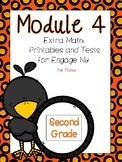 Engage NY Math,  2nd Grade, Module 4, Fun Supplemental Printables