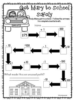 Engage NY Math, 2nd Grade, Module 5, Fun Supplemental Printables