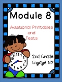 Engage NY Math, 2nd Grade, Module 8, Fun Supplemental Printables