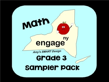 Engage NY Math 3 Sample SMART Board Lessons
