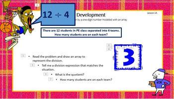 4.3.E Math Module 3 Topic E Engage NY 4th Grade  (New York Fourth)