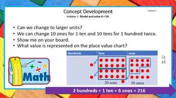 4.3.CD Math Module 3 CD Engage NY Eureka Math 4th Grade