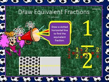 4.5.B Math Module 5 Topic B  Engage NY 4th Grade Fractions