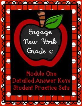 Engage NY Math 6, Module 1 Detailed Answer Keys