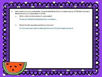 Engage NY Math 6, Module 1, Topic C Smart Notebook