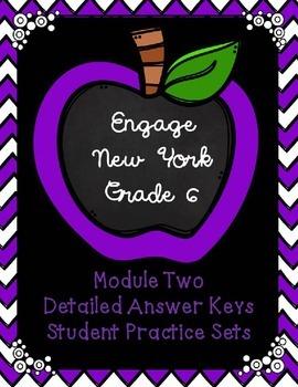 Engage NY Math 6, Module 2 Detailed Answer Keys