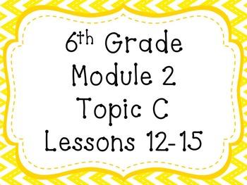 Engage NY Math 6, Module 2, Topic C