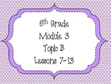 Engage NY Math 6, Module 3 Topic B