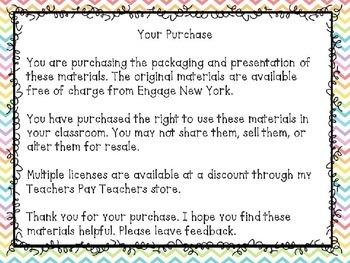 Engage NY Math 6, Module 4 Topics E and F