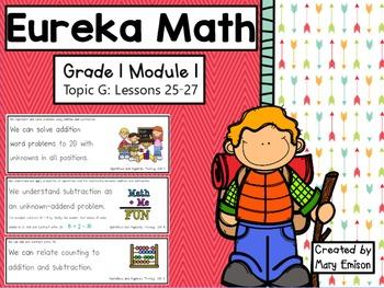 Eureka Math Flipchart (Module 1 Topic D)