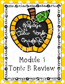 Engage NY Math G6 M1, Topic B Review
