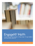 Eureka Math/ Engage NY Math Grade 1 Module 2 Application Problems