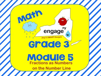 Engage NY Math Grade 3 Module 5 SMART Board Lessons