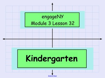 Engage NY Math Kindergarten Module 3:Lessons 1-32