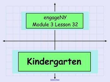 Engage NY Math Kindergarten Module 3:Lessons 1-32