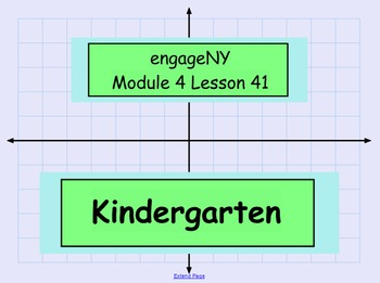 Engage NY Math Kindergarten Module 4:Lessons 1-41