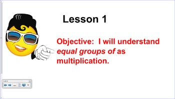 Engage NY: 3rd grade - Math Module 1 -  Topic A -  Lesson 1