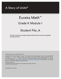 Engage NY Math Module 1 Workbook