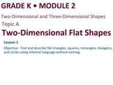 Engage NY Math Module 2 / Eureka Math Module 2 Topic A