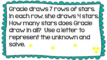 Engage NY Math Module 3, Lesson 5 PowerPoint Slides for Third Grade