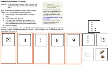 Engage NY Math Module 4 / Eureka Math Module 4 Topic E