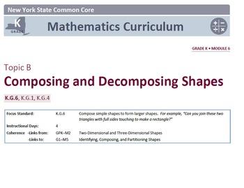 Engage NY Math Module 6 / Eureka Math Module 6 Topic B