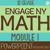 Engage NY (Eureka Math) Presentations 1st Grade Module 1 E