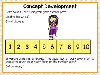 Engage NY (Eureka Math) Presentation 1st Grade Module 1 Lesson 26