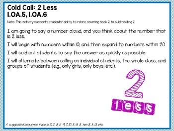 Engage NY (Eureka Math) Presentation 1st Grade Module 1 Lesson 29
