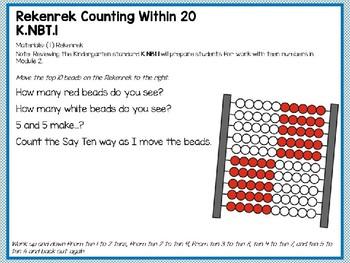 Engage NY/Eureka Math PowerPoint Presentation 1st Grade Module 1 Lesson 33