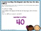 Engage NY (Eureka Math) Presentation 1st Grade Module 1 Lesson 37