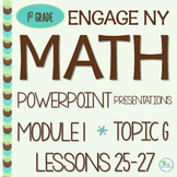 Engage NY/Eureka Math PowerPoint Presentations 1st Grade Module 1 Topic G