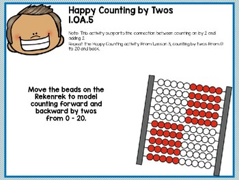 Engage NY (Eureka Math) Presentation 1st Grade Module 1 Lesson 23