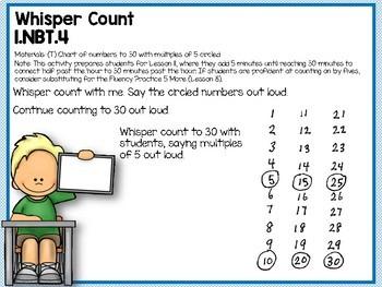 Engage NY (Eureka Math) Presentations 1st Grade Module 5 Topic C Lessons 7-9