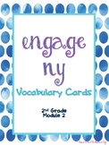 Engage NY/Eureka Math Second Grade Module 2 Vocabulary Cards