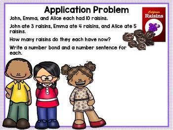 Engage NY (Eureka Math) Presentations 1st Grade Module 2 Topic A Lessons 1-11